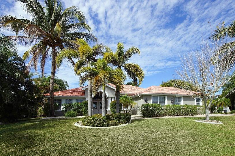 Florida Cape Coral Thunder Lake Golf Villa - 14