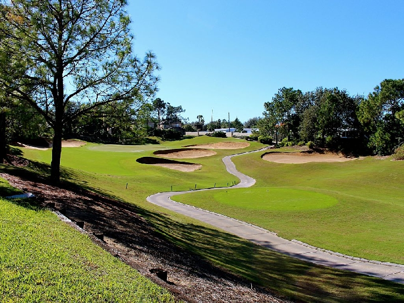 Florida Haines City Southern Dunes Golf Villa - 03