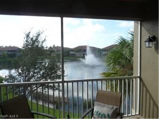 Florida Naples Alden Woods Golfappartement im Lely Resort  am See