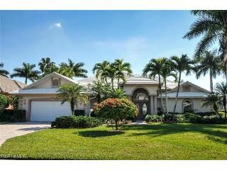 Florida Naples Lely Golf Resort Island Villa mit Seeblick