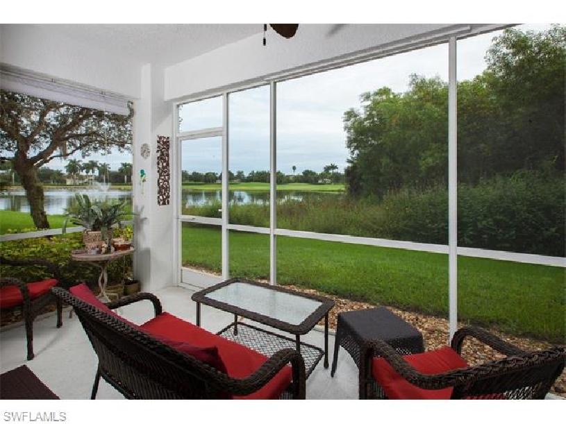 Florida Naples Lely Golf Resort Mystic Green Villa - 01