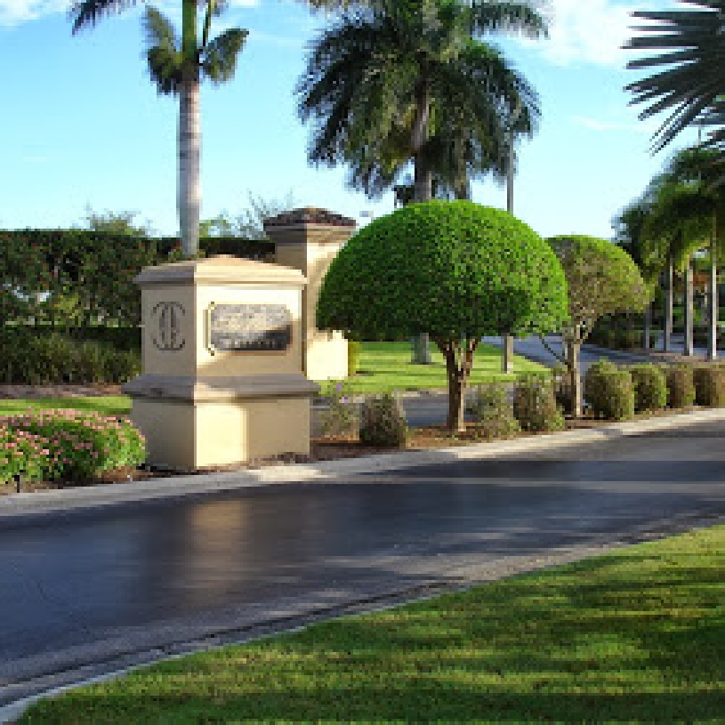 Florida Naples Palomino Dr Golf Haushälfte mit Golfplatzblick und Pool - 11