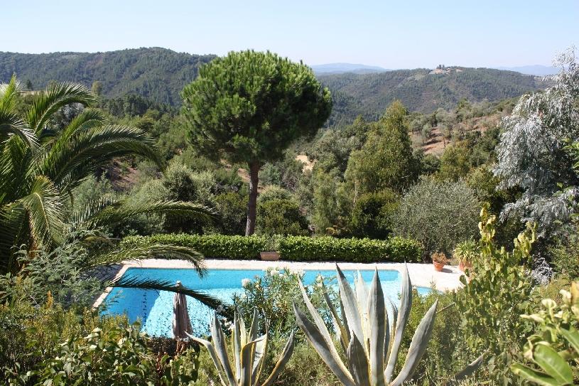 Golfimmobilie Cote D\'Azur Pool Villa Tanneron - 01