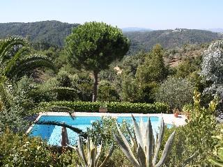 Bild Golfimmobilie Cote D\'Azur Pool Villa Tanneron