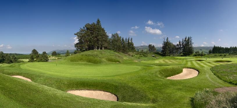 Gleneagles Golf Villa 4 - 12