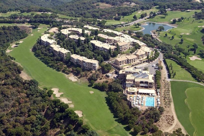 Spanien Costa Brava Golfappartements Mas Nou - 01