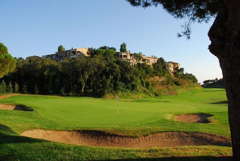 Spanien Costa Brava Golfappartements Mas Nou - 12