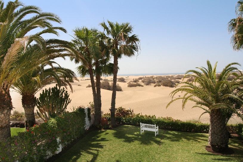 Gran Canaria Maspalomas Golf Bungalow 1 SZ + AZ - 01