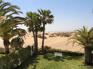 Gran Canaria Maspalomas Golf Bungalow 1 SZ + AZ