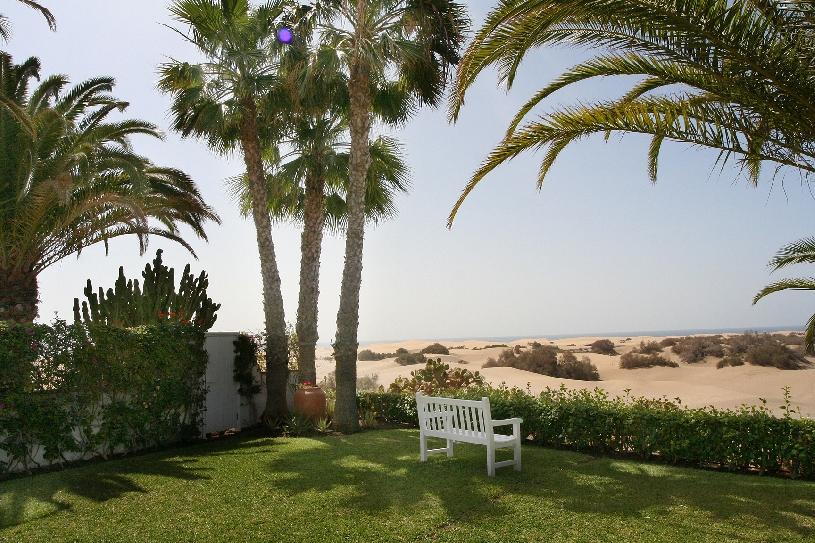 Gran Canaria Maspalomas Golf Bungalow 1 SZ + AZ - 11