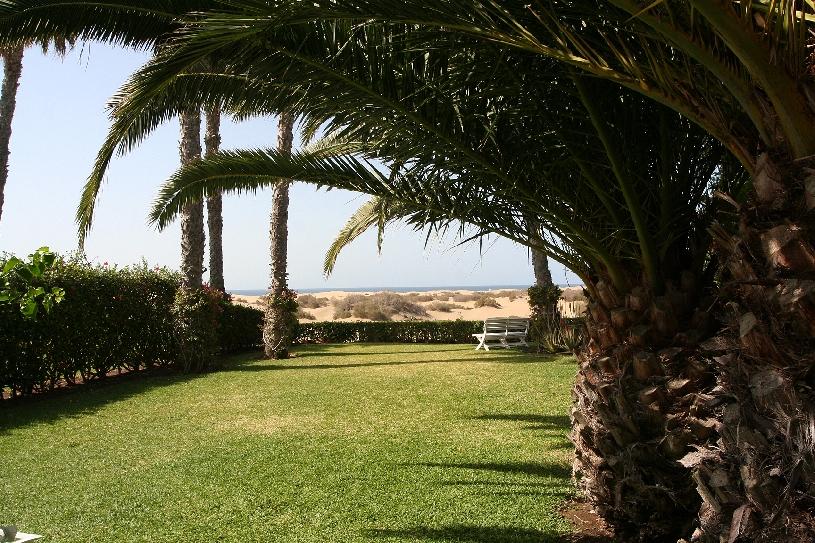 Gran Canaria Maspalomas Golf Bungalow 1 SZ + AZ - 12