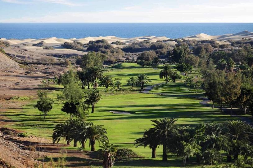 Gran Canaria Maspalomas Golf Bungalow 1 SZ + AZ - 14