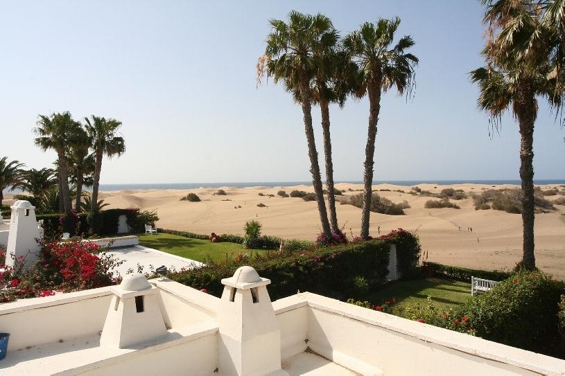 Gran Canaria Maspalomas Golf Bungalow 2 SZ + Dachterrasse - 01