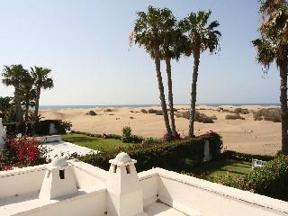 Gran Canaria Maspalomas Golf Bungalow 2 SZ + Dachterrasse