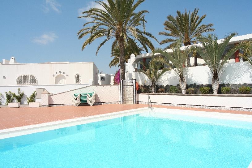 Gran Canaria Maspalomas Golf Bungalow 2 SZ + Dachterrasse - 04