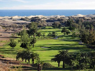 Gran Canaria Maspalomas Golf Bungalow 2 SZ (+ Pool)