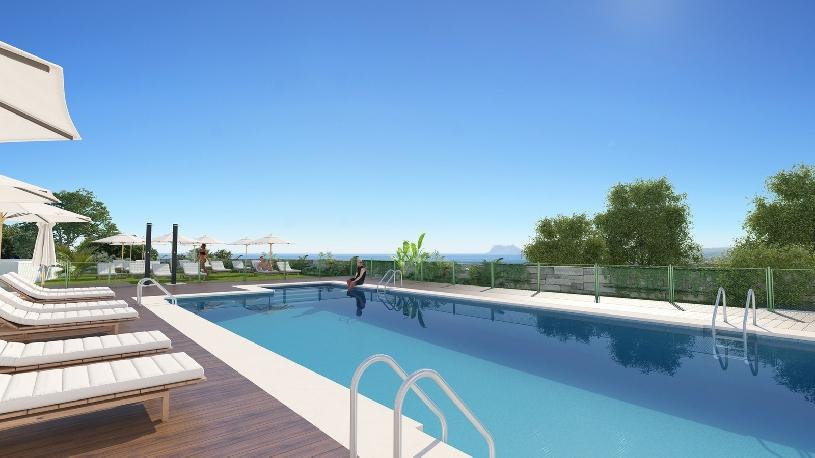 Spanien Sotogrande Villa am Hafen nahe Golfplatz - 02