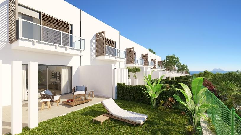 Spanien Sotogrande Villa am Hafen nahe Golfplatz - 08