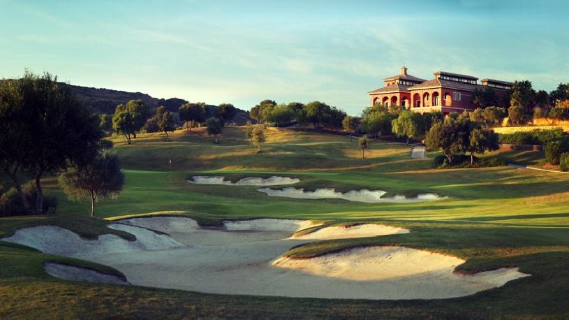 Spanien Sotogrande Villa am Hafen nahe Golfplatz - 10