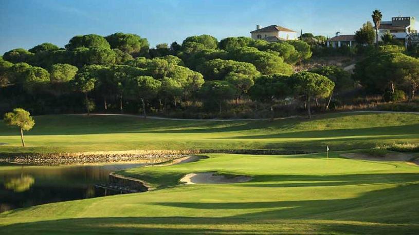 Spanien Sotogrande Villa am Hafen nahe Golfplatz - 12