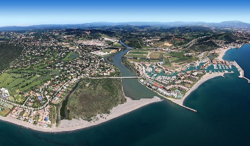 Spanien Sotogrande Villa am Hafen nahe Golfplatz - 14