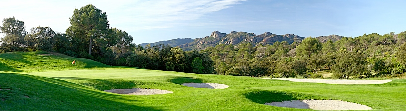 Frankreich Provence  St. Endreol Golf Teilhaus - 06