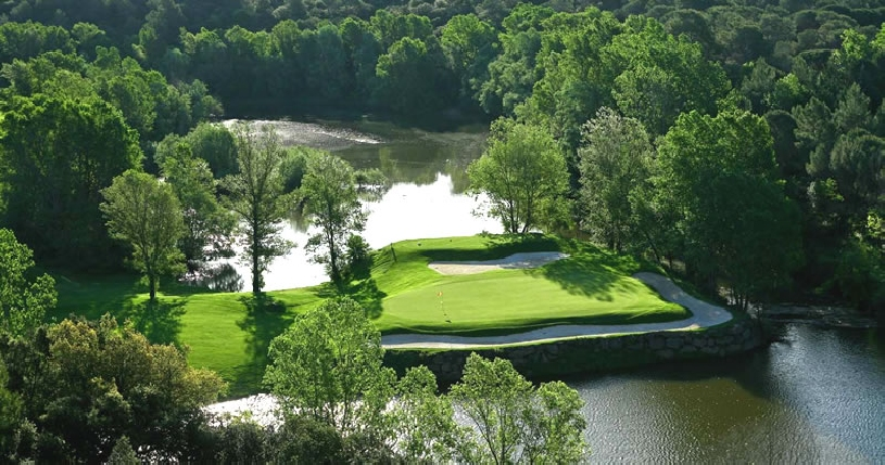 Frankreich Provence  St. Endreol Golf Teilhaus - 08
