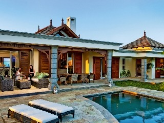 Mauritius Golf Villa Heritage Trochetia