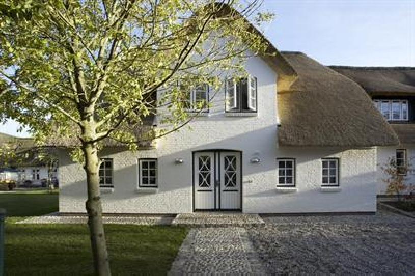 Insel Föhr Rackmers Hof Private Garden Suite - 05