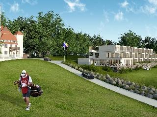 Insel Rügen Appartements mit Meerblick am Golfplatz