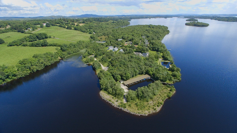 Irland Lough Erne Lakeside Golf Lodge - 01