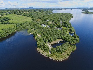 Irland Lough Erne Lakeside Golf Lodge