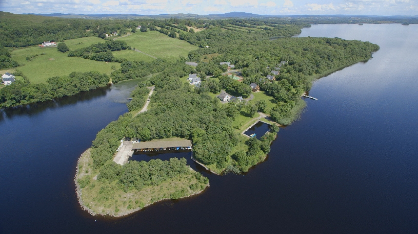 Irland Lough Erne Lakeside Golf Lodge - 12