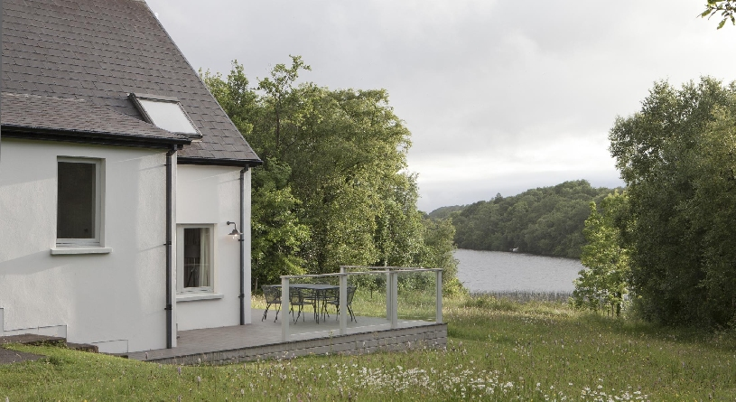 Irland Lough Erne Waterside Cottage - 05