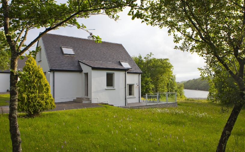 Irland Lough Erne Waterside Cottage - 10