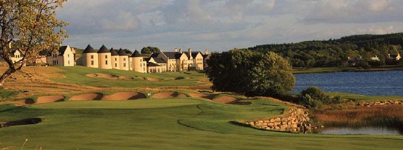 Irland Lough Erne Golf Lodge 2 - 01