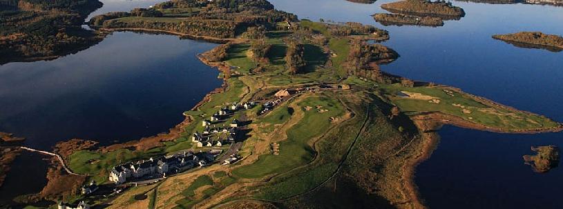 Irland Lough Erne Golf Lodge 2 - 02