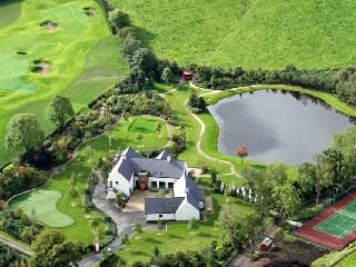 Irland Rory McIlroys Golf Anwesen