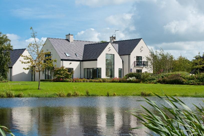 Irland Rory McIlroys Golf Anwesen  - 02