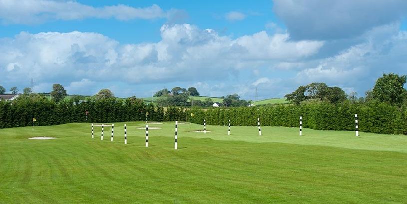 Irland Rory McIlroys Golf Anwesen  - 14