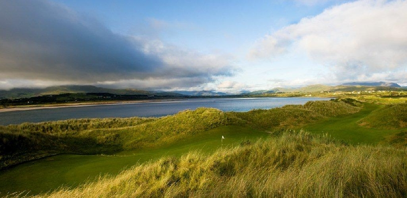 Irland Waterville Golf Links Waterville House Suites - 11