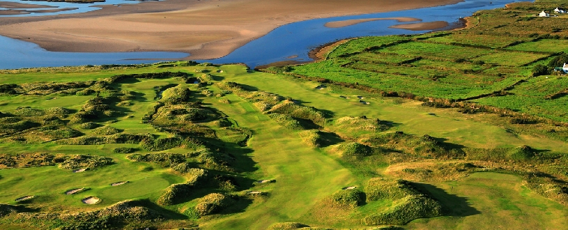 Irland Waterville Golf Links Waterville House Suites - 14