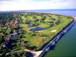 Italien Albarella Privatinsel Villa am Golfplatz