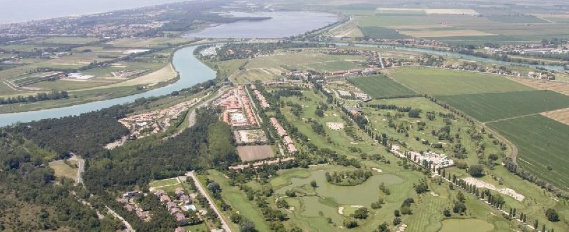 Italien Golf Lignano Green Village Villa - 01