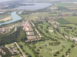 Italien Golf Lignano Green Village Villa