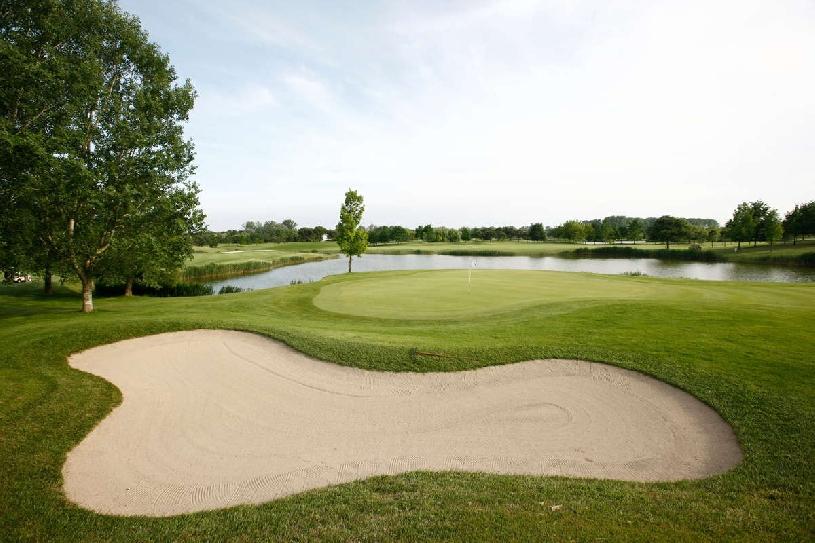 Italien Golf Lignano Green Village Villa - 09