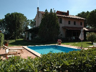 Italien Toskana Golf Villa 4 SZ