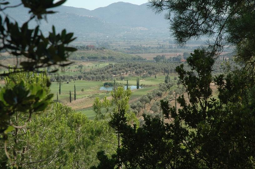 Italien Toskana Golf Villa 4 SZ - 03