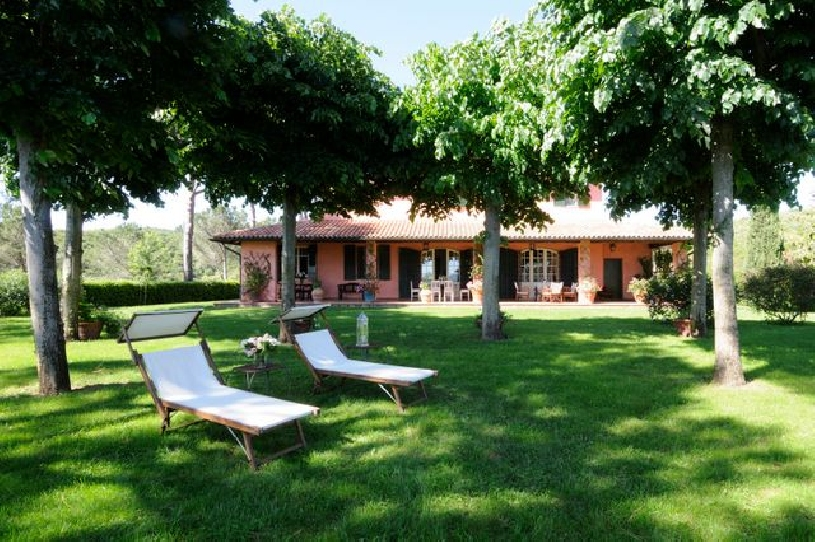 Italien Toskana Golf Villa 4 SZ - 04