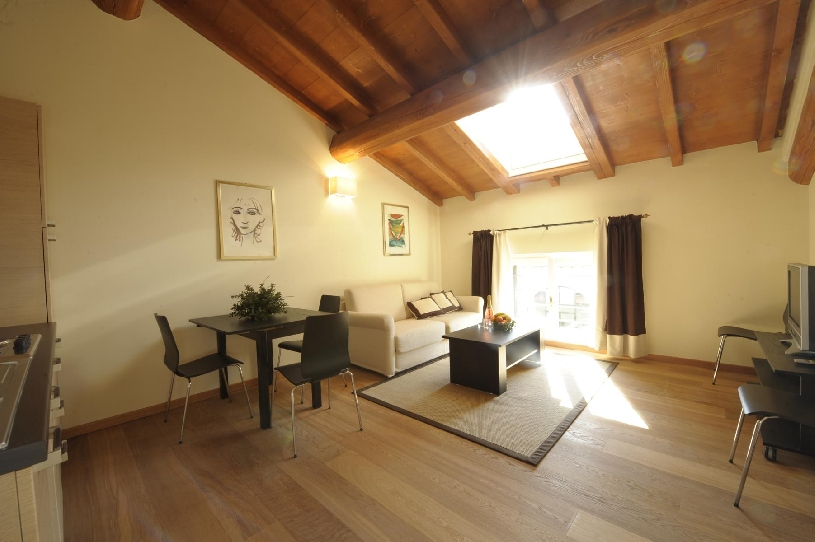 Italien Verona Corte Paradiso Golf Appartement  - 01